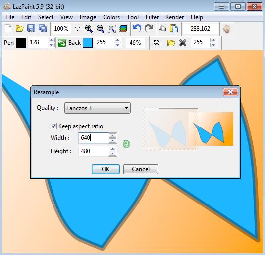 LazPaint Windows