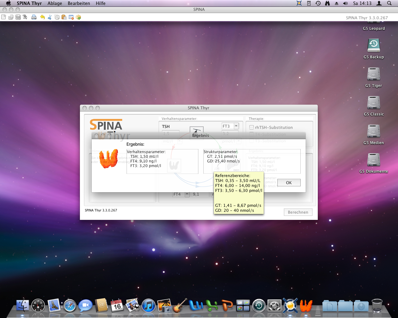 SPINA Thyr for macOS