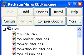 MCK package