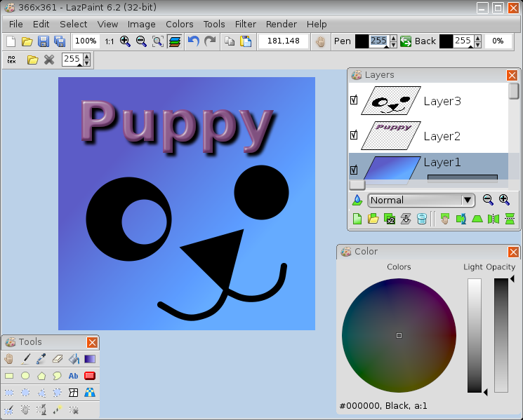 (image: http://wiki.freepascal.org/images/5/57/lazpaint6_puppy.png)