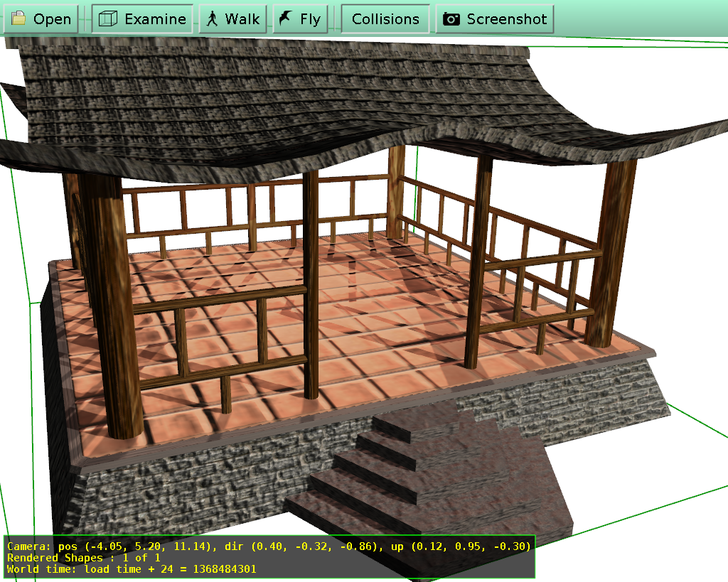 view3dscene screen