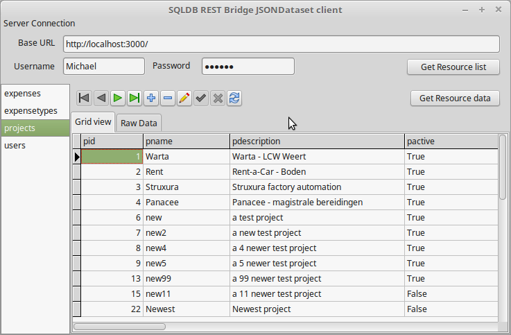 SQLDBRestBridge - Free Pascal wiki