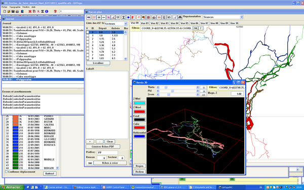 GHTopo screenshot